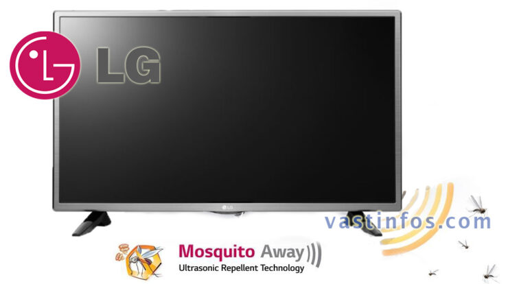 technology in LG Mosquito Away TV price specifications features