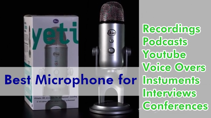 Best recording condenser microphone for mac OS , Plug n play recording mic for windows , linux for podcasts youtube and musical instruments, top condensor mic for voiceovers, best mic for guitar in India , best microphones for interviews , field recordings, conference calls etc. sterio microphone for tabla sitar guitar etc., perfect condersor for amazing vocals, amazon india microphones flipkart online shopping